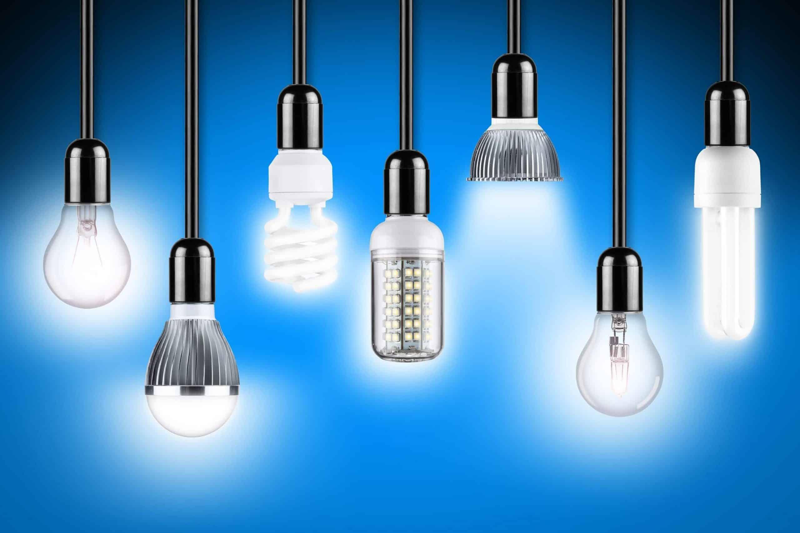 Освещение в доме: выбираем лампы