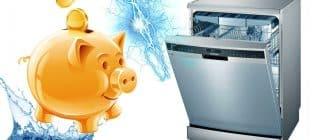 Почему посудомоечные машины экономят воду и энергию?