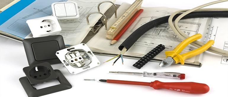 Электромонтаж и инструменты