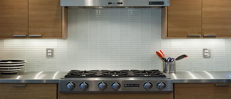 Расположение электроприборов на кухне