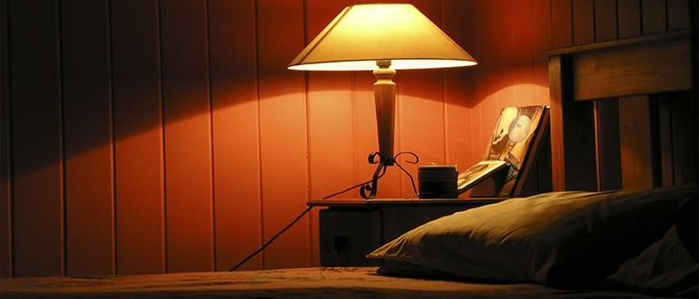 Освещение жилого дома