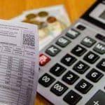 Изменение тарифов на коммунальные услуги